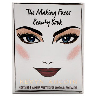 The Making Faces Beauty Book