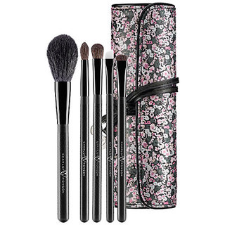 CHARLOTTE RONSON Paint Me Pretty Travel Brush Set