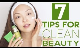 HOW TO: 'Clean Up' Your Skincare Routine!