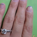 Alternative French Manicure