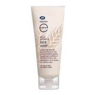 Boots Boots Vitamin E Gentle Exfoliating Face Wash