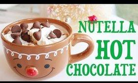 Best Nutella Hot Chocolate Recipe