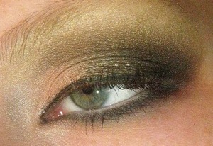 Lady Gaga US Cover Close Up Eye 2