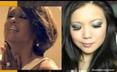 Whitney Houston - I Look To You Inspired Makeup Tutorial