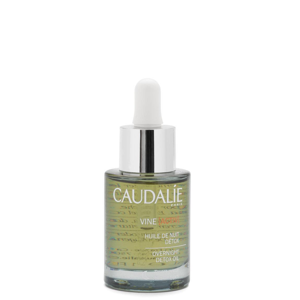 Caudalie Vine[activ] Overnight Detox Oil product swatch.