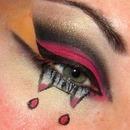 Vampire Cut Crease!