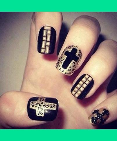 Hipster Nails Jen L S Jenn Photo Beautylish