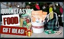 Quick and Easy Food Gift Ideas | Drinks, Candy and More!