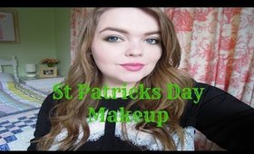 St Patricks day Makeup | Collab w/Chasingrubychat | NiamhTbh