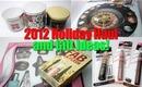Holiday & Beauty Haul & Last Minute Gift Ideas