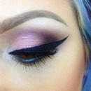 Perfect winged liner.