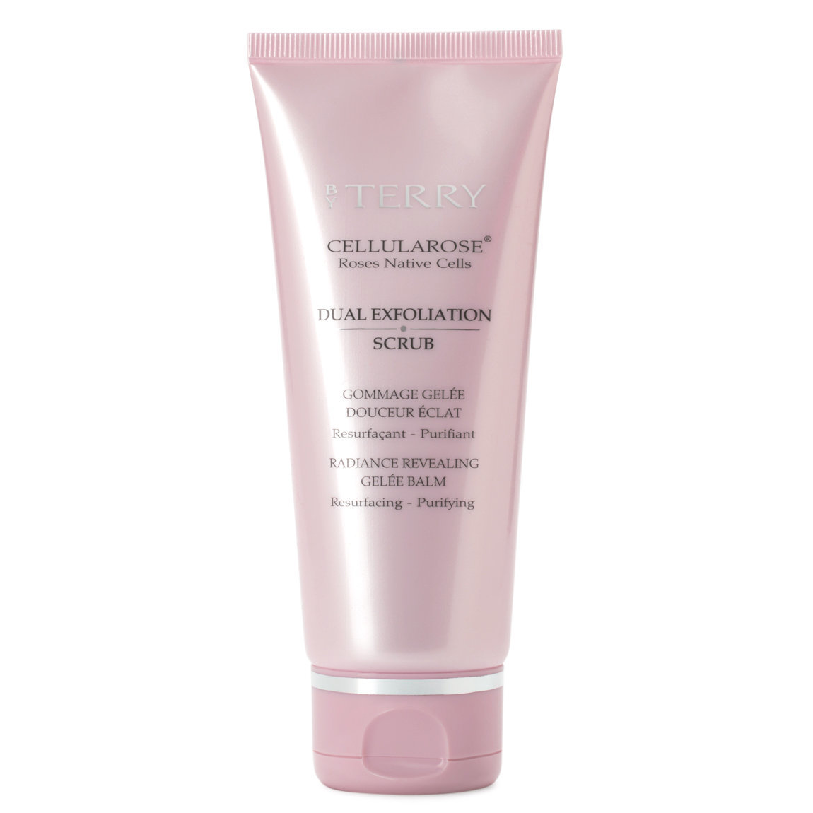 BY TERRY Dual Exfoliation Scrub product smear.