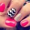 Chevron+sparkle