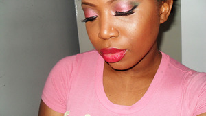 cranberry & humid - MAC Sleek 'cherry' lipstick