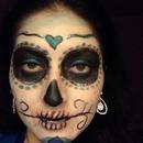 Dia de Los Muertos/ Sugar Skull