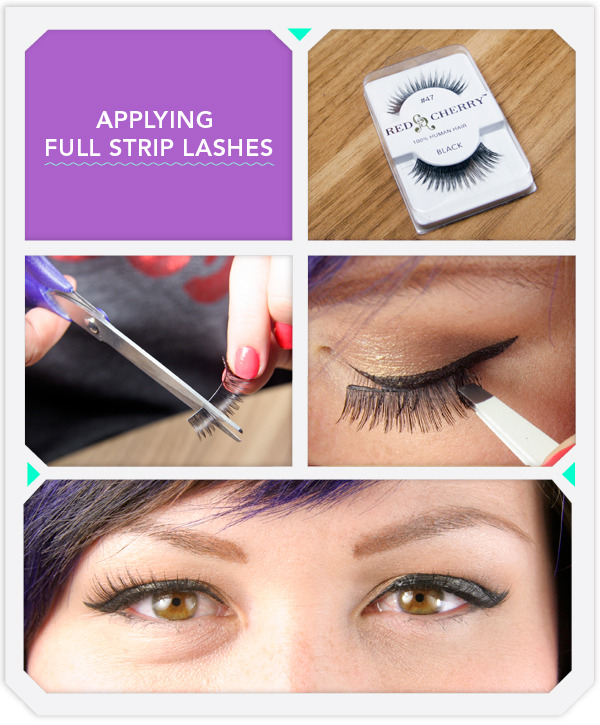 Learn to Apply Any Faux Lash Like a Pro! | Beautylish