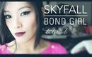 ★ Skyfall Bond Girl Inspired Makeup Tutorial! \(´ω`★)