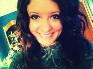 I had tried my Conair curling wand which is now my favorite item ever to use :)