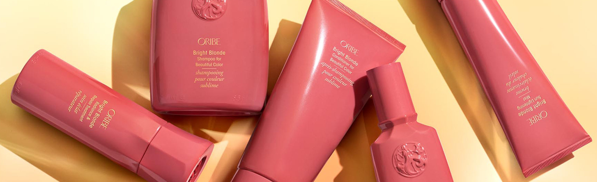 Oribe Bright Blonde Collection