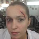 Beat up - FX makeup