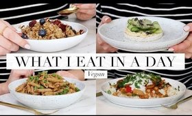 What I Eat in a Day #41 (Vegan/Plant-based) AD   JessBeautician