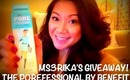 "BEST Primer Ever!♡The ""POREfessional"" By Benefit♡OPEN GIVEAWAY!♡mS3riKa"