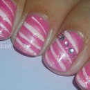 Pink Candy Cane