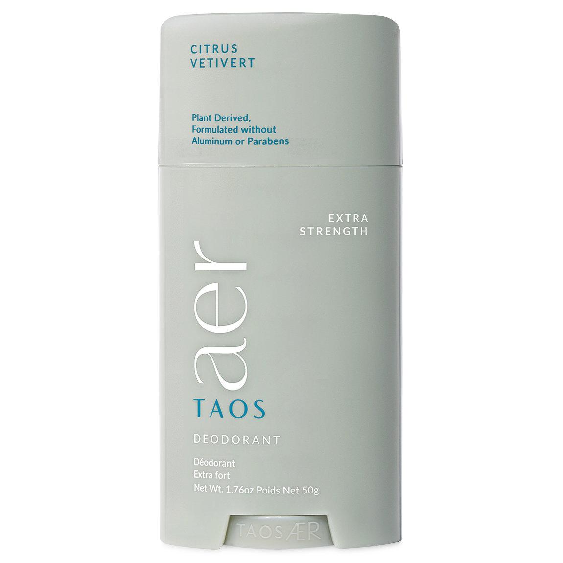 Taos AER Extra Strength Deodorant alternative view 1 - product swatch.