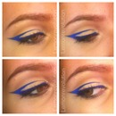 Double Winged Graphic Liner