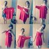 How to make a dress (: