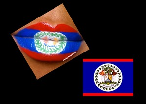 Representing my country in the 2012 Olympics: BELIZE