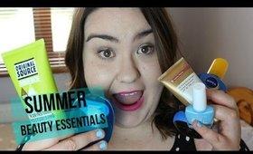 Summer Beauty Essentials| MakeupByLaurenMarie