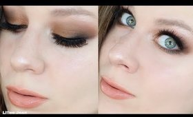 Smokey Bronze Glam Makeup Tutorial Morphe 35R | Lillee Jean