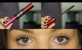 Maybelline The Falsies Push Up Drama Mascara First Impressions Review ♥