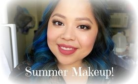 Summer Makeup! | My Go To Summer Look!