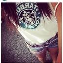 Starbucks tee💚