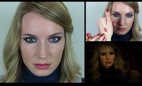 Beautiful Creatures Makeup Tutorial - Alice Englert (Lena Duchannes), Caster Chronicles Look