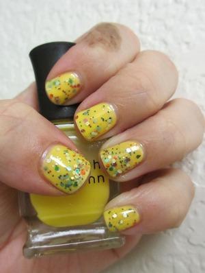 Deborah Lippmann Yellow Brick Road and Happy Birthday