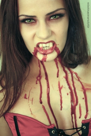 Inspired by True blood.