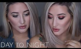 Day To Night Tutorial | Kevyn Aucoin Electropop