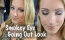 Day to Night Makeup Tutorial   Collab with MsBrittanybrat