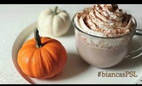 Pumpkin Spice Latte - DIY - Quick&Easy!