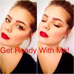 Go watch my GRWM on this bold lip. Totally the Fall trend 🍁😘 www.youtube.com/nbowyer90  Instagram- @naomibowyer