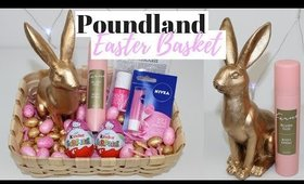 Videos easter makeup outfit ideas beautylish poundland easter basket idea blush pink and gold easy quick affordable negle Choice Image