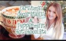 How I Decorated My Home For Christmas! + Peppermint Hot Chocolate Recipe!