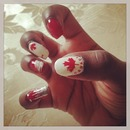 CanadaDay Nails!
