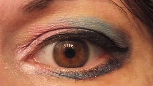 Dawn Eyes Cosmetics: Inner to Outer: Darling, Cherry Cordial, Mystic Dawn, Orchard Harvest