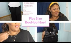 BooHoo Try on Haul-Does it fit Plus Size