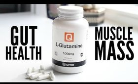 [REVIEW] ThinkBiome L-Glutamine Capsules for Gut Health and Muscle Mass