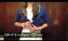 How I Style a Spotty Dress